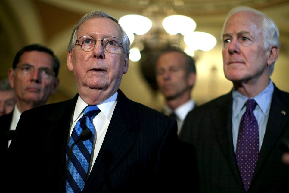 Senate Republicans Will Introduce A Reworked Health Care Bill On Thursday