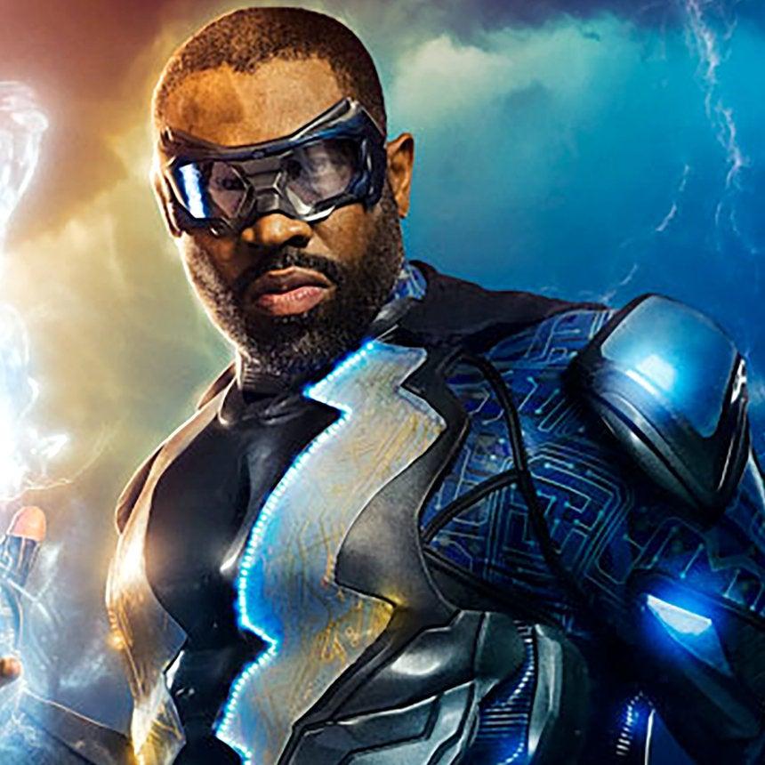 Salim Akil Gives More Details On Upcoming Superhero Show 'Black Black Lightning'