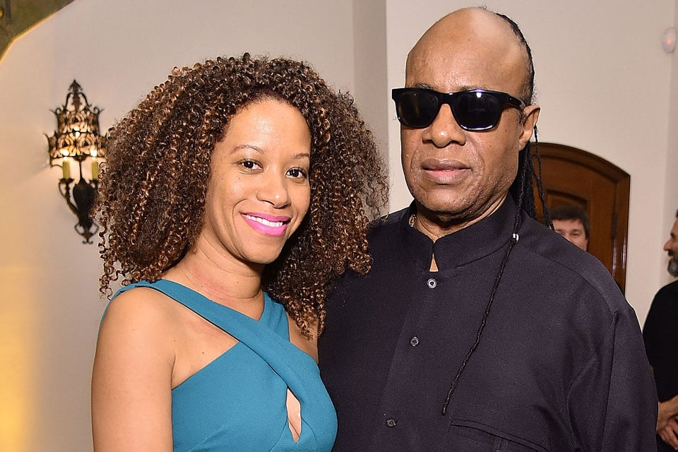 Stevie Wonder Marries Tomeeka Robyn Bracy