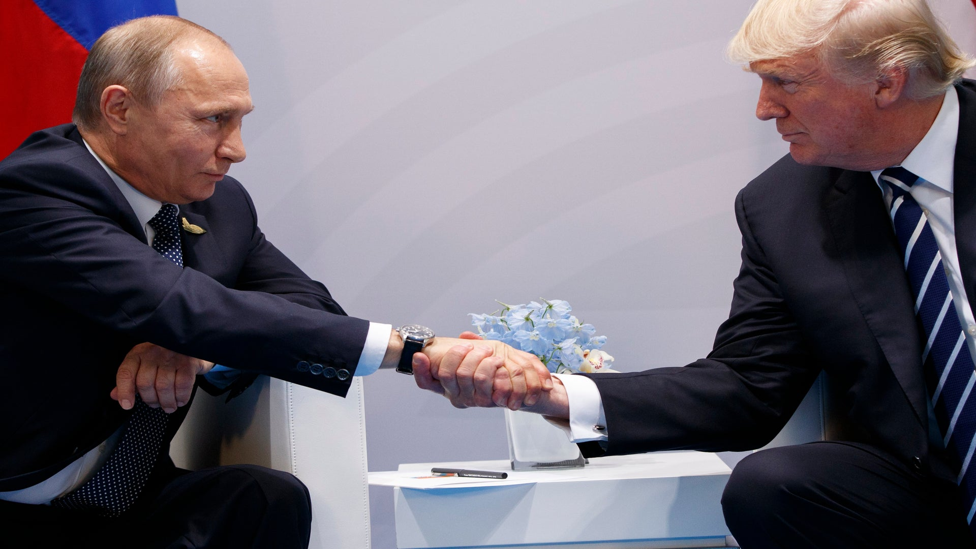 President Trump Had A Previously Undisclosed Second Meeting With Vladimir Putin