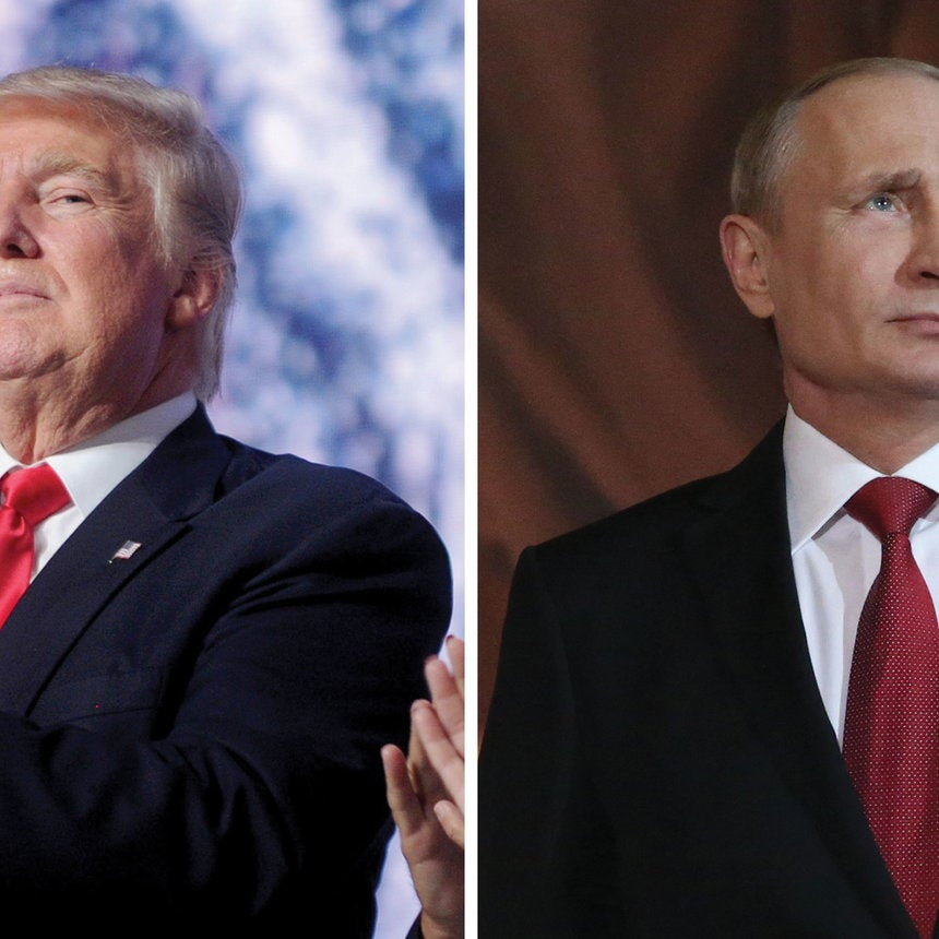 Trump and Putin to Meet With No 'Specific Agenda'