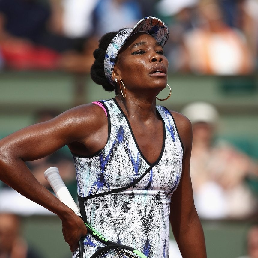 Body Camera Footage From Venus Williams' Car Crash Released