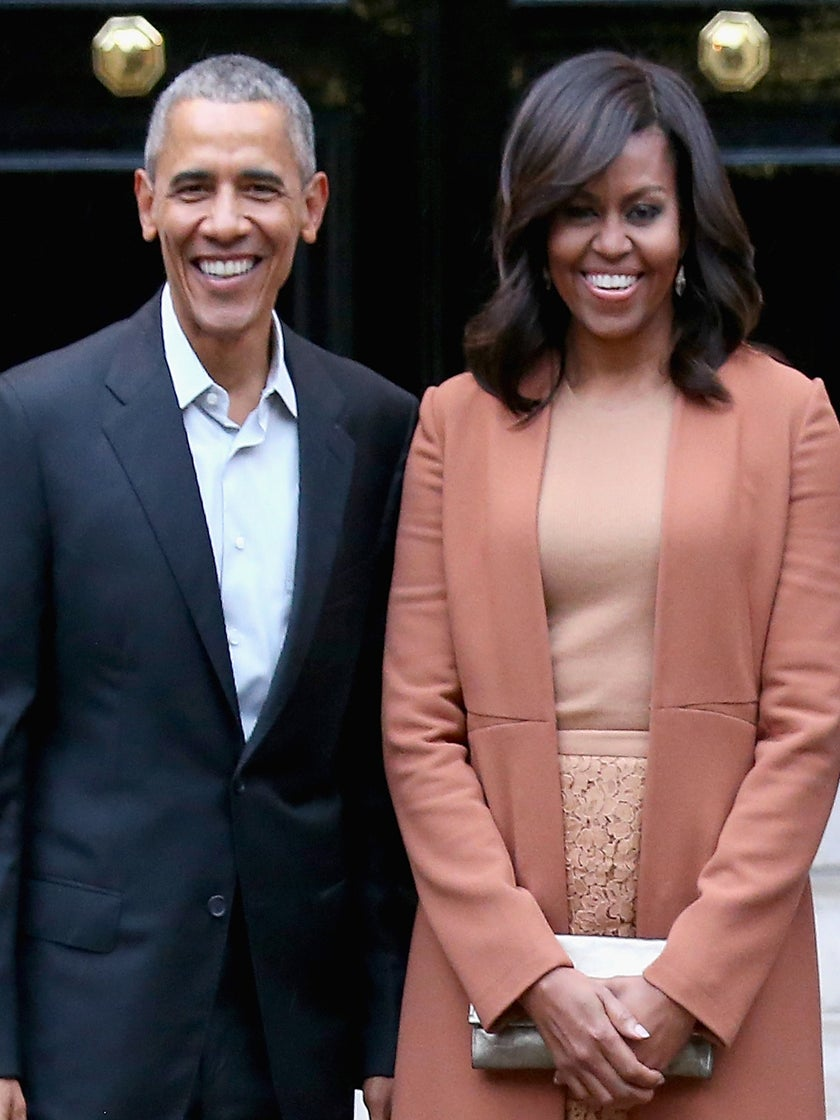 The Obamas Handpicked Two Black Artists To Paint Their Official Portraits