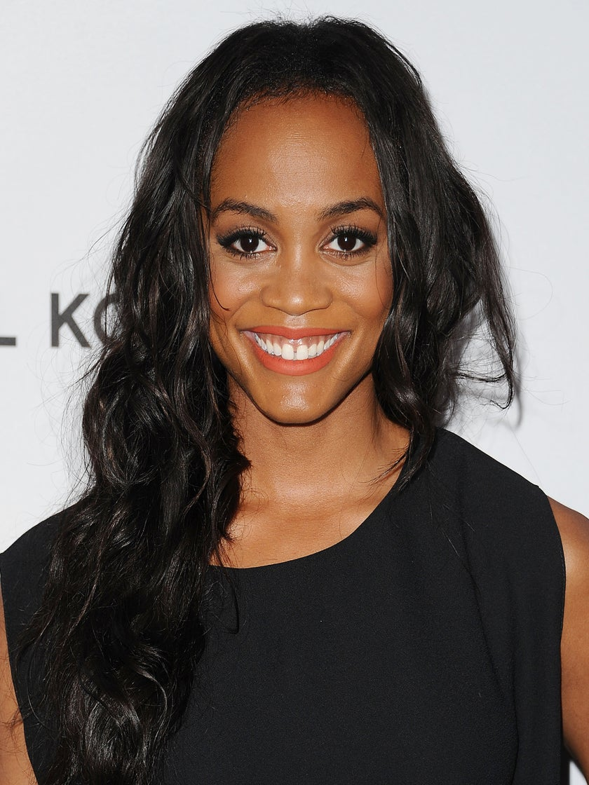 How Did Rachel Lindsay's Lashes Stay Intact Between Crying Sessions on The Bachelorette?