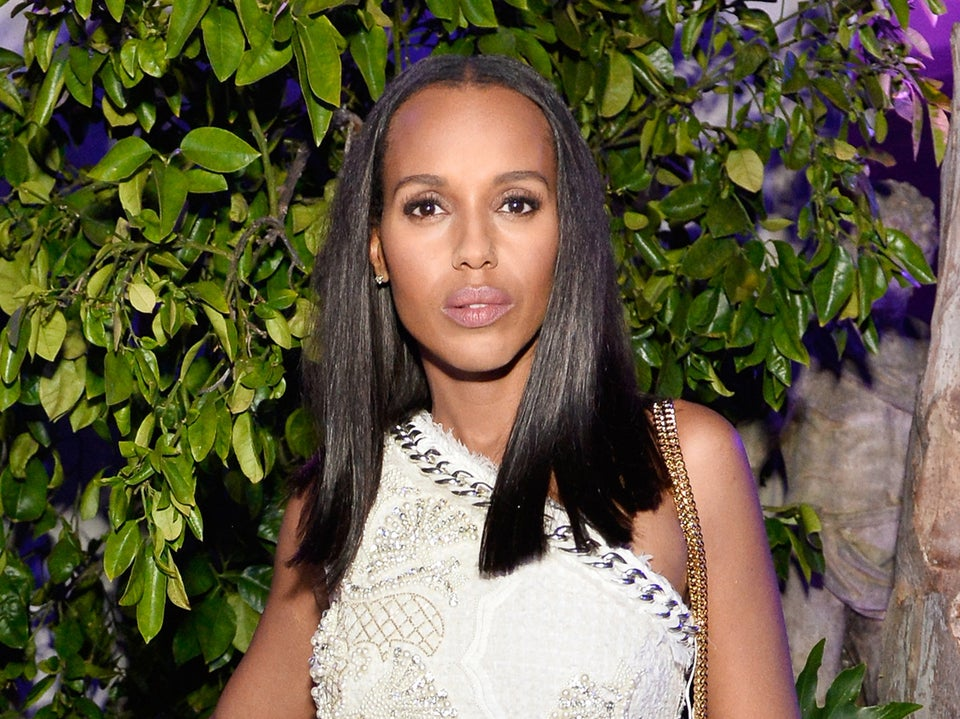 Kerry Washington's Curls Are Back and More Glorious Than Ever
