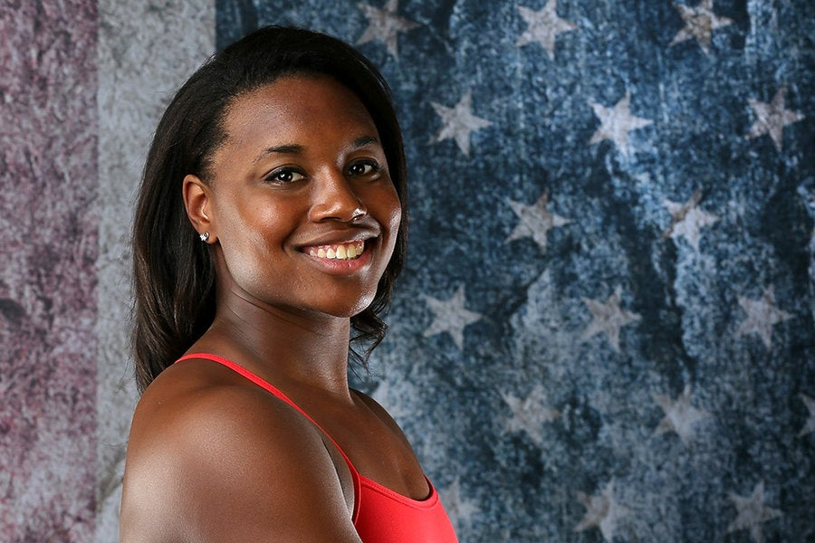 <p>Simone Manuel: We Need To Get Rid Of The Racial Stereotypes About Swimming</p>