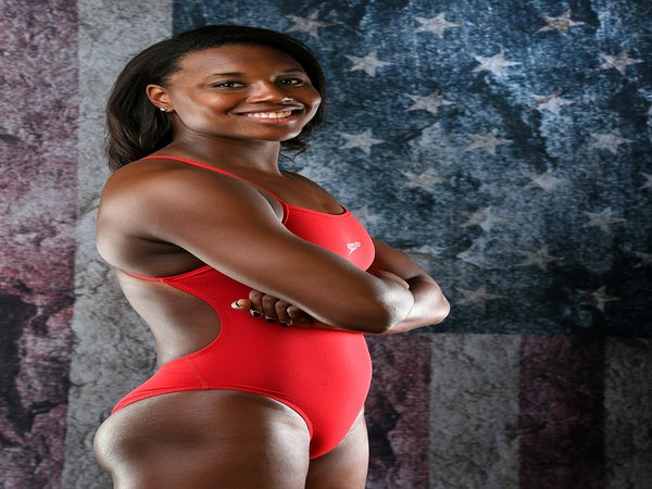 Simone Manuel: We Need To Get Rid Of The Racial Stereotypes That Surround Swimming