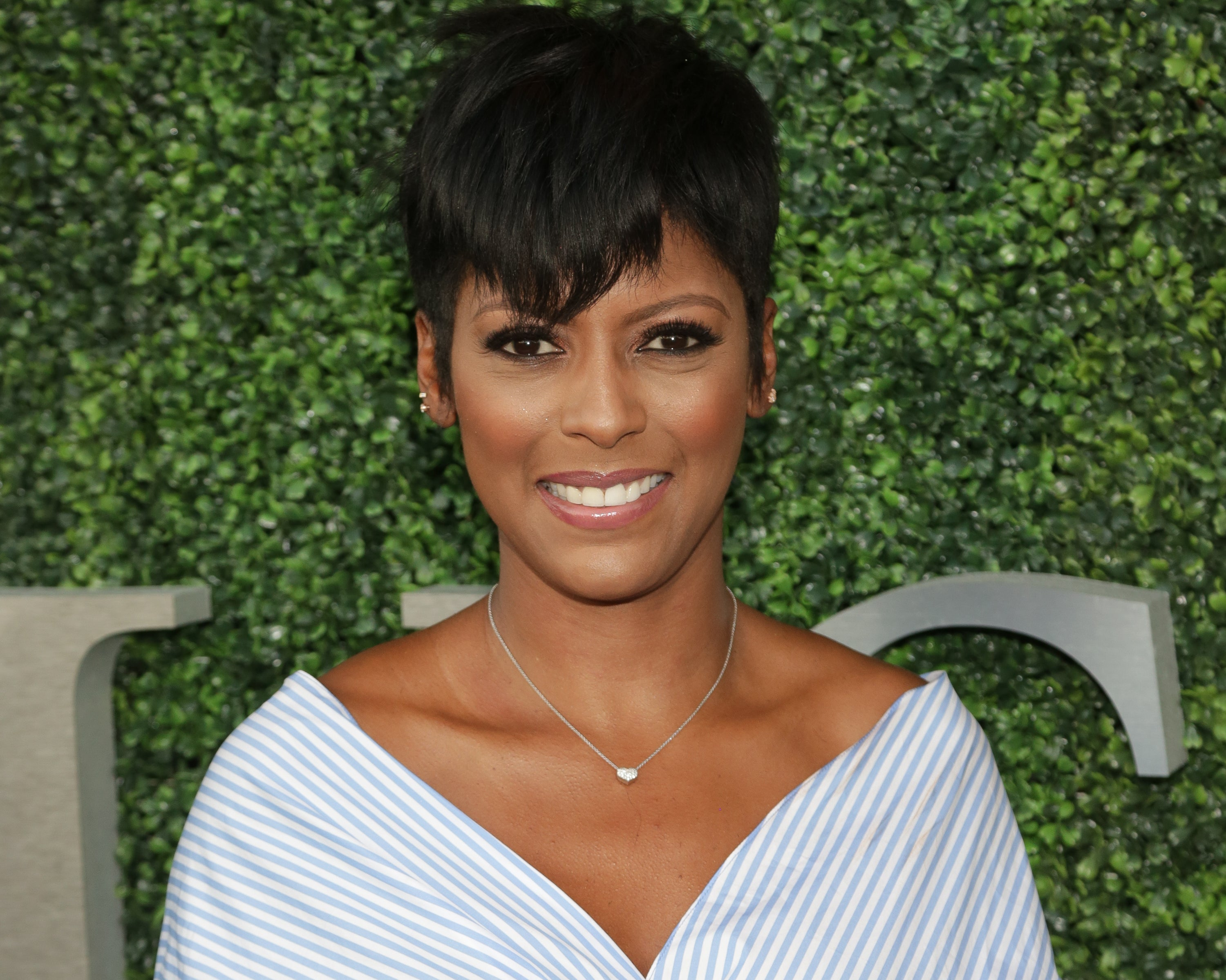 Tamron Hall Expecting First Child At 48