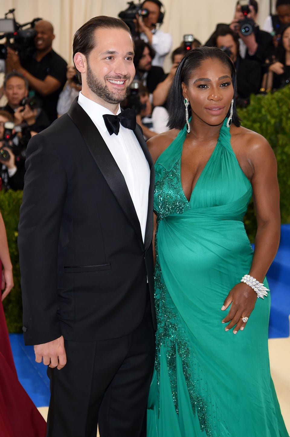 Serena Williams Is A Mom! The Tennis Champand Fiancé Alexis Ohanian WelcomeA Baby Girl