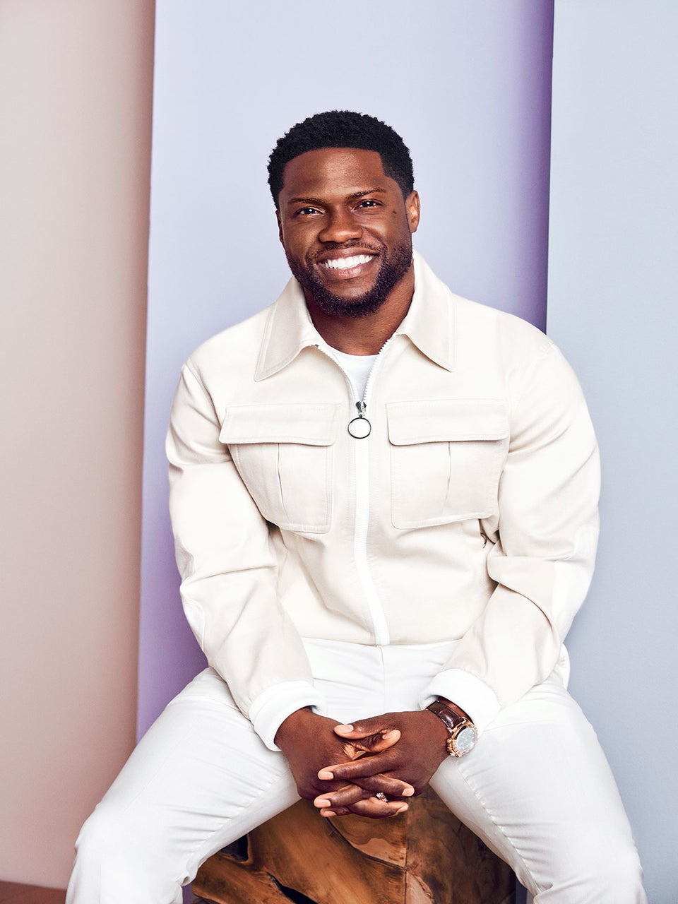 Kevin Hart Challenges Fellow Celebs To Donate To Hurricane Harvey Relief