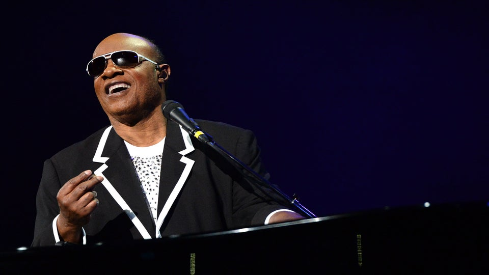 Stevie Wonder, Pharrell, Big Sean, Andra Day, And More To Appear At Global Citizen Festival