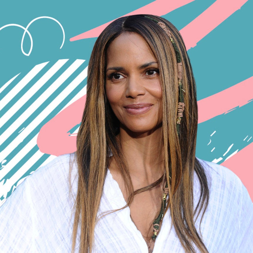 Halle Berry Pulled Off A Festival Season Hairstyle For The 'Kidnap' Premiere