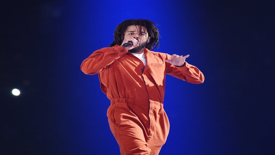 J. Cole Wants The Baltimore Ravens To Sign Colin Kaepernick