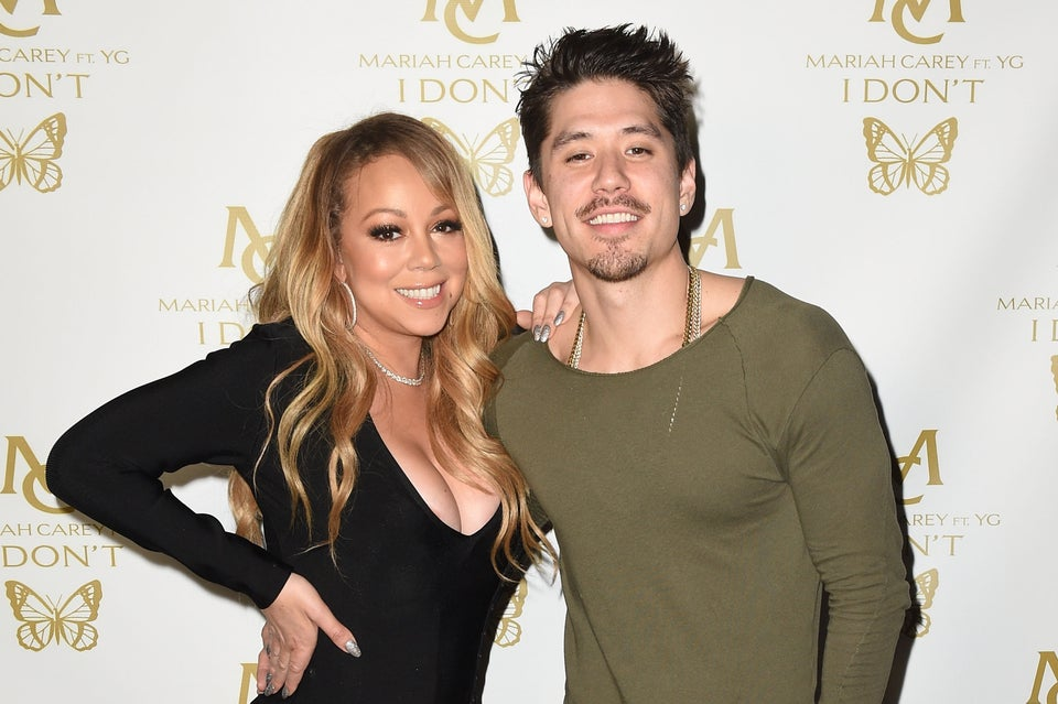 Mariah Carey and Her Dancer Bae's Dates Nights Are Everything