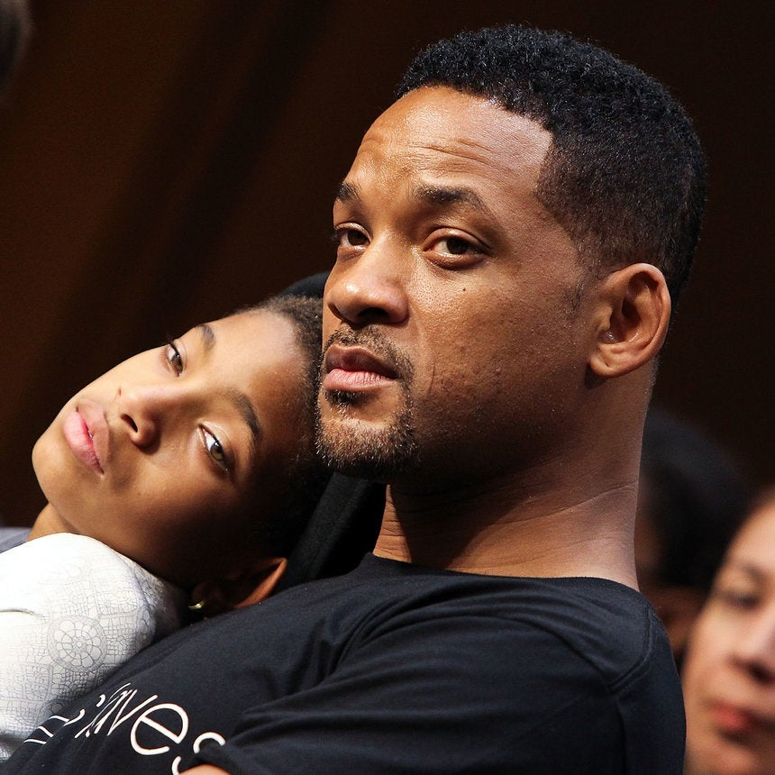 Will Smith Reveals The Lesson Willow Smith Taught Him When She Shaved Her Head