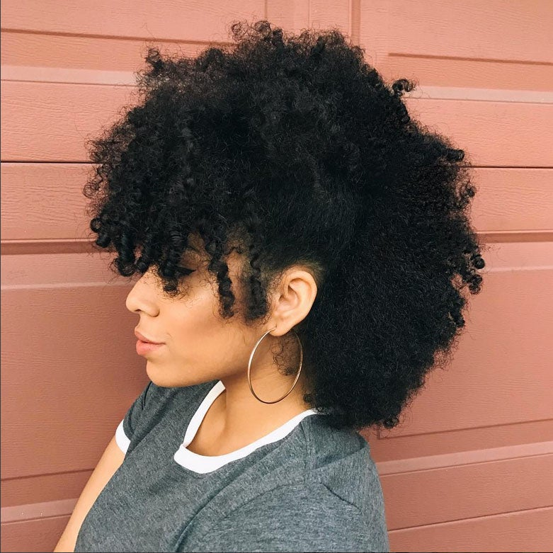Mohawk Hairstyles For Natural Hair Essence