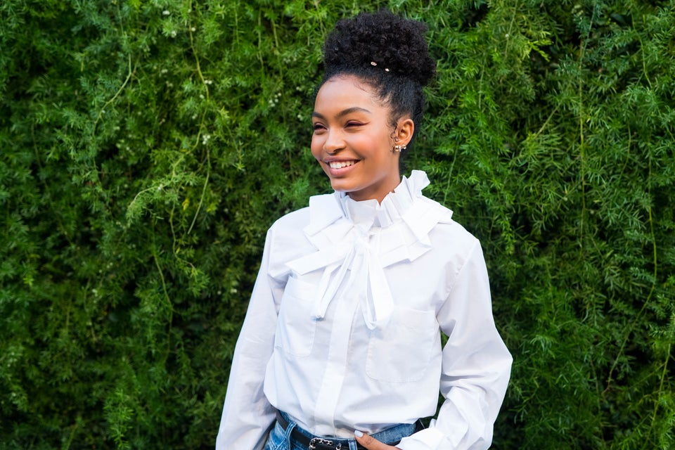 Let Yara Shahidi Inspire Your Back-to-School Style