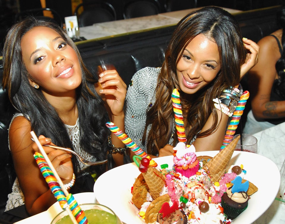 Vanessa Simmons Reflects On Her Distant Relationship With Sister Angela