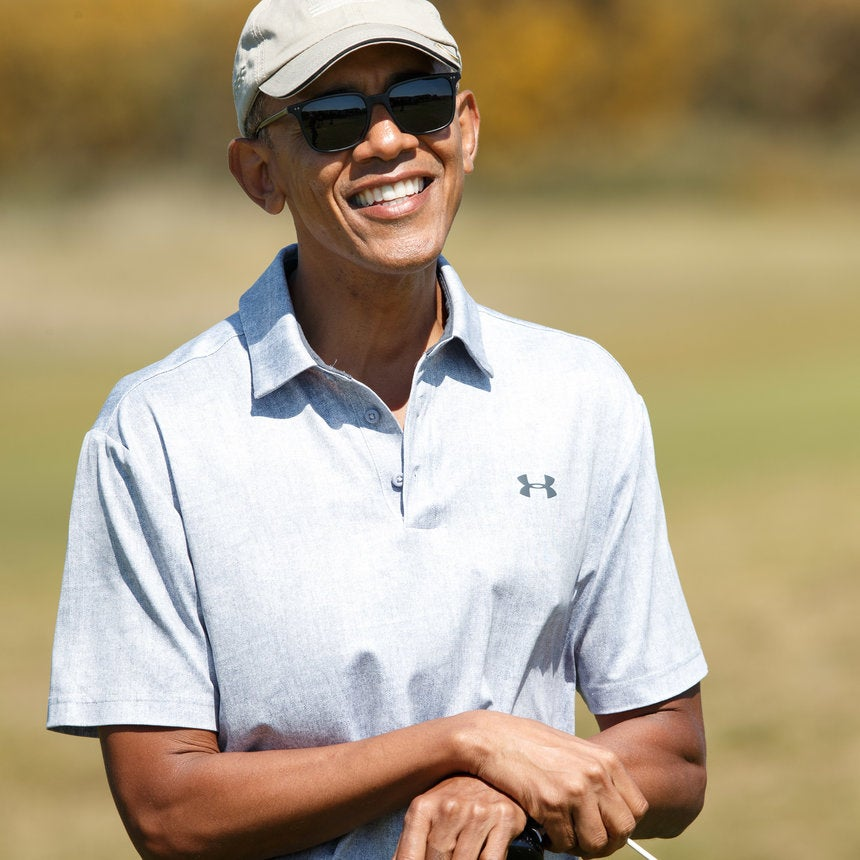 14 Photos Of Obama Post-Presidency That Prove He's Living His Best Life