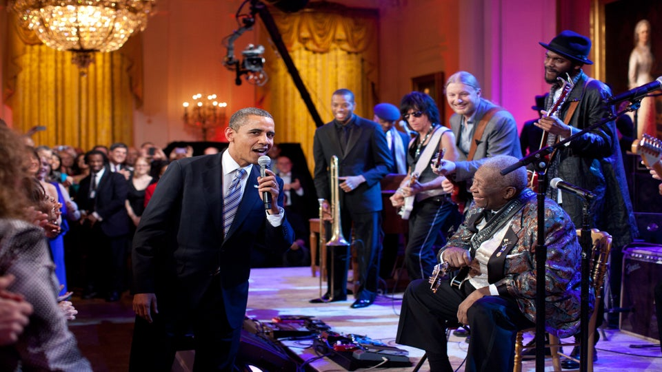 A Timeline Of Obama's Blackest White House Parties