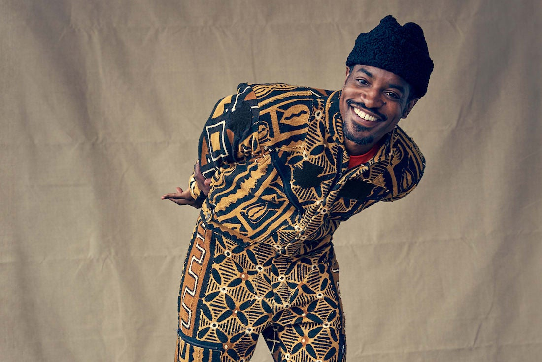 Outkast's André 3000 Surprised Fans With A Pair Of New Tracks On Mother's Day