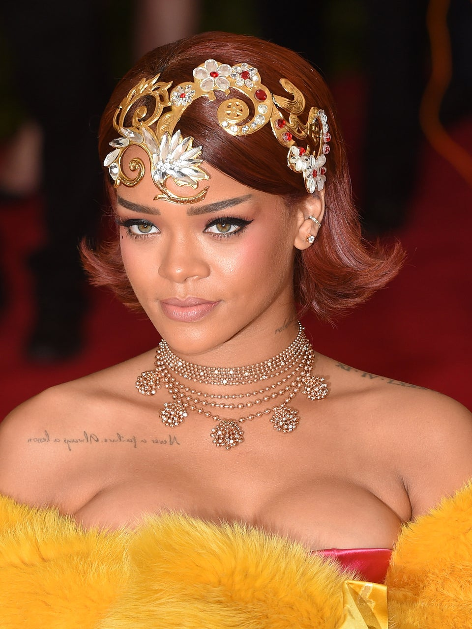 Rihanna's Clara Lionel Foundation's 'The Dollar Campaign' Gives Fans The Chance To Attend Her Annual Diamond Ball