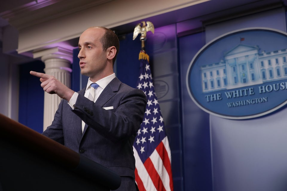 Stephen Miller And His White Nationalist Views Are Being Considered To Replace Scaramucci