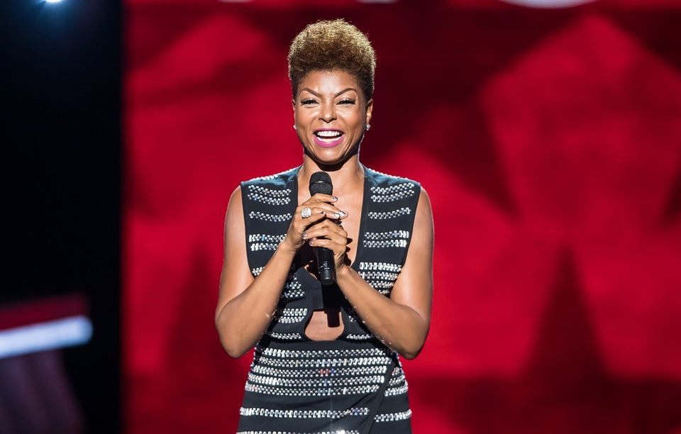 Taraji P. Henson's Latest Viva Glam M.A.C. Collection Launches Next Month