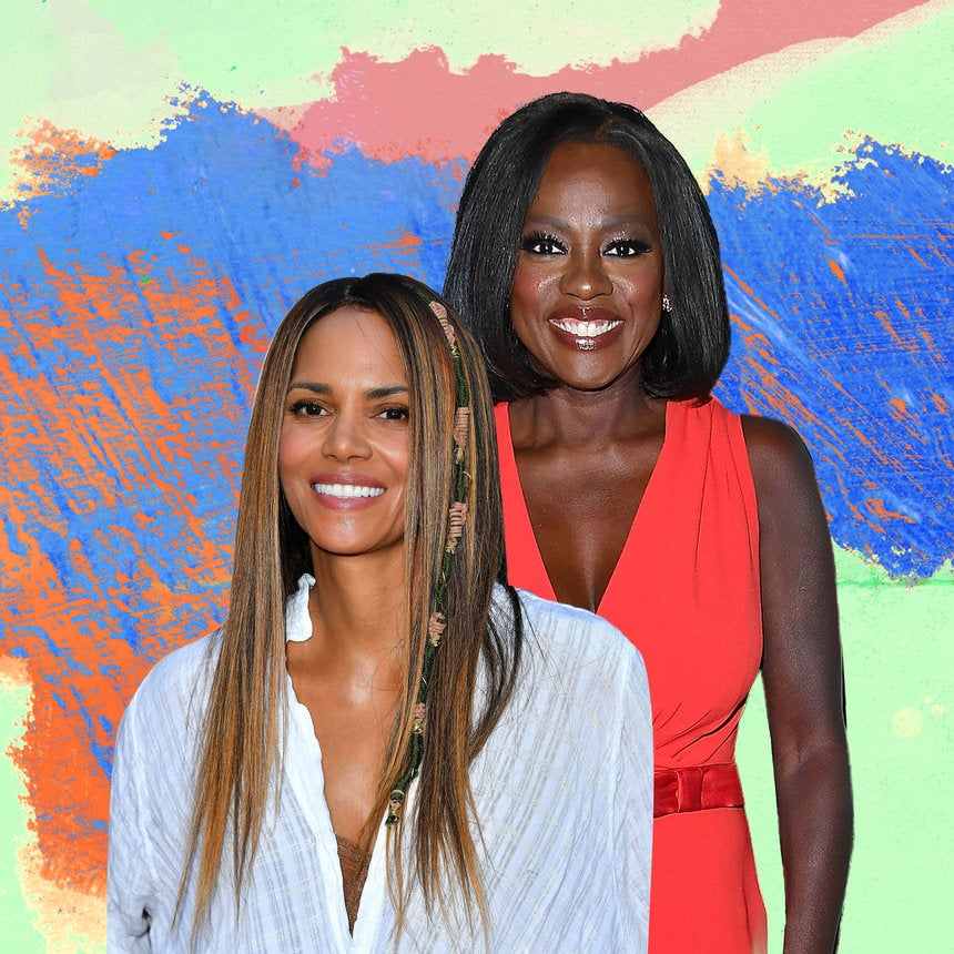 The Secret to Viola Davis and Halle Berry's Flawless Skin Is A $85 At-Home Facial