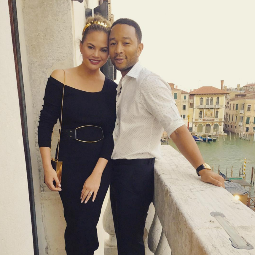 John Legend and Family Are Living Their Best Lives In Italy (Again!)