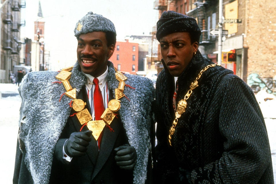 'Black Panther' Costume Designer Ruth E. Carter  Confirms She's Working On 'Coming to America' Sequel