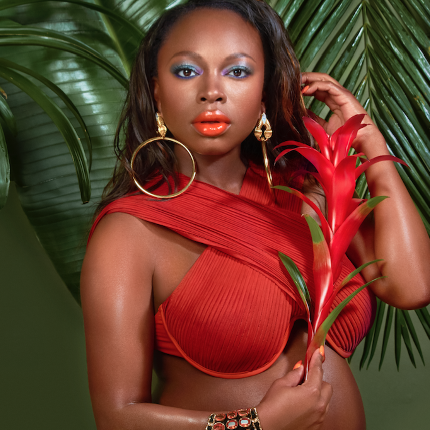Naturi Naughton Wants to 'Celebrate You' With Her First Beauty Gig