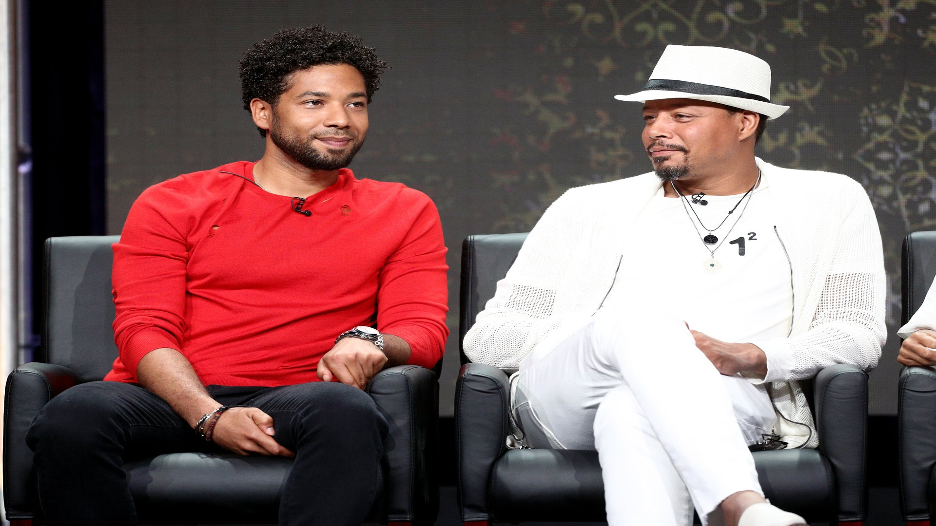 Terrence Howard Is Standing By Jussie Smollett: 'We Love The Hell Outta You'