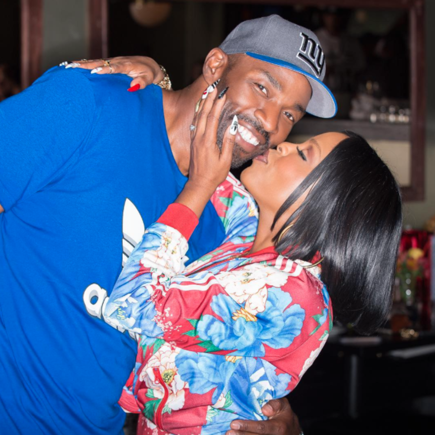 12 Times Niecy Nash And Her Hubby Puckered Up For the Camera
