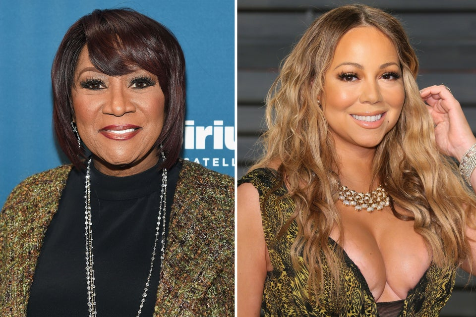 Watch Patti LaBelle Clutch Her Pearls Over Mariah Carey's Lyrics As They Duet To 'With You'
