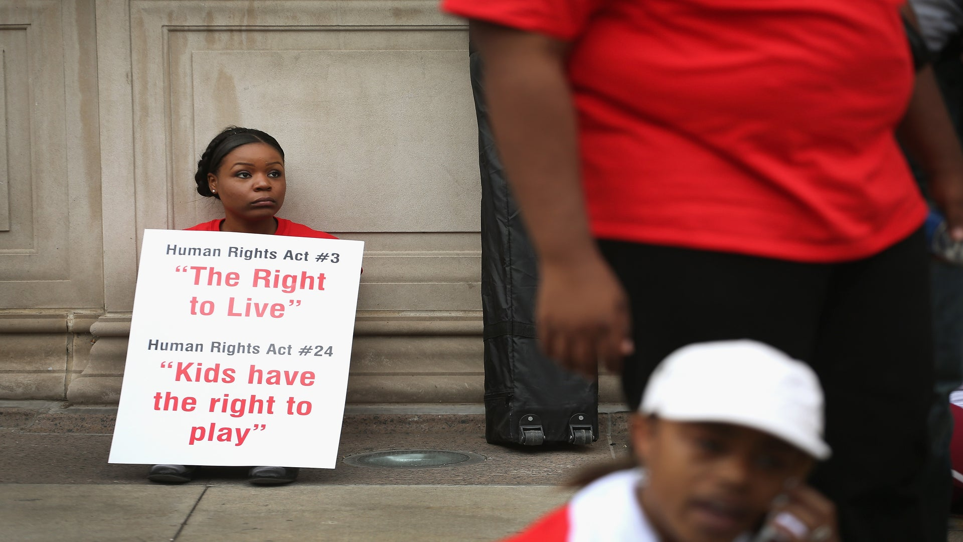 A 'Ceasefire' In Baltimore May Launch AMovement To End Gun Violence In American Cities
