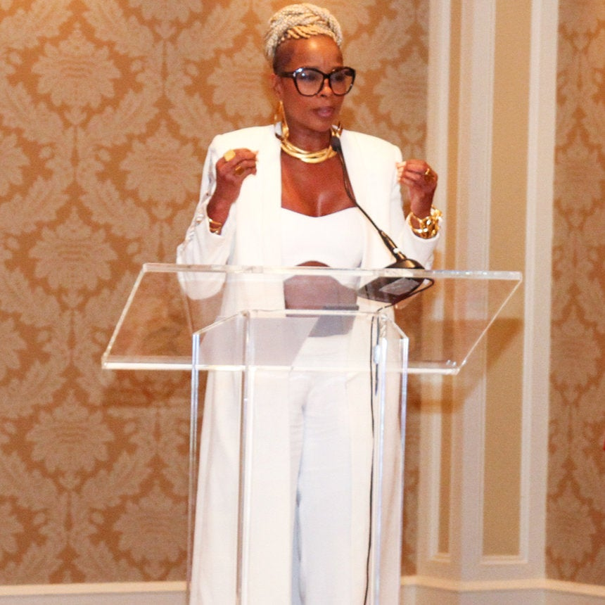 Watch Niecy Nash, Monica & More Join ESSENCE To Honor Mary J. Blige At Her 'Strength Of A Woman' Brunch