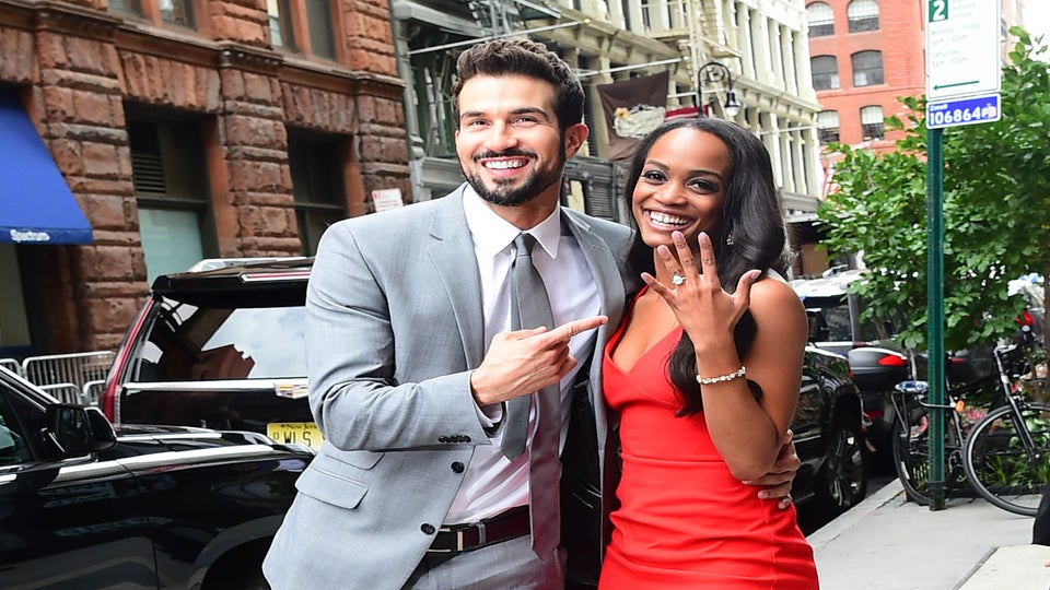 The Bachelorette's Rachel Lindsay Dishes on Wedding (& Baby!) Plans with Bryan Abasolo: 'I'm Ready!'