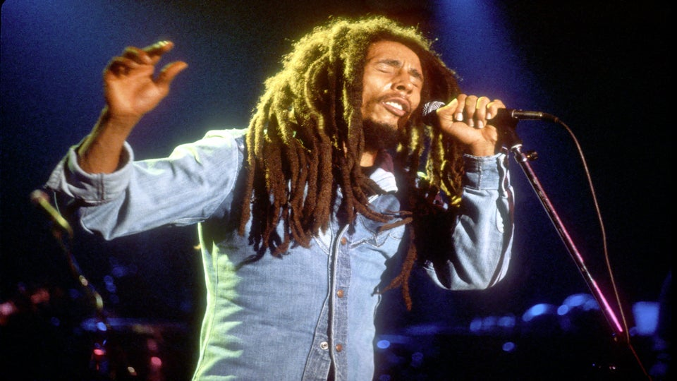 The Quick Read: Ziggy Marley and Paramount Pictures To Develop Bob Marley Biopic