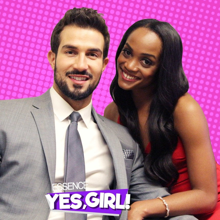Why 'Bachelorette' Rachel Lindsay Chose Bryan: 'Peter Reminded Me A Lot Of My Ex'