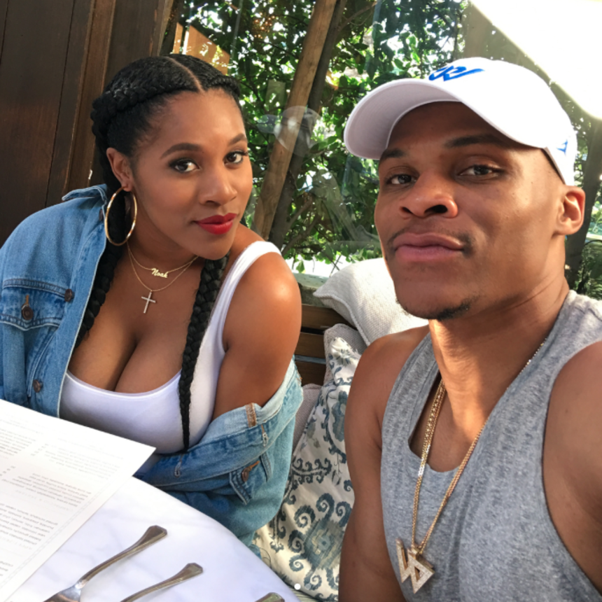 All Of The Times Russell And Nina Westbrook's Date Nights Were Major Inspo
