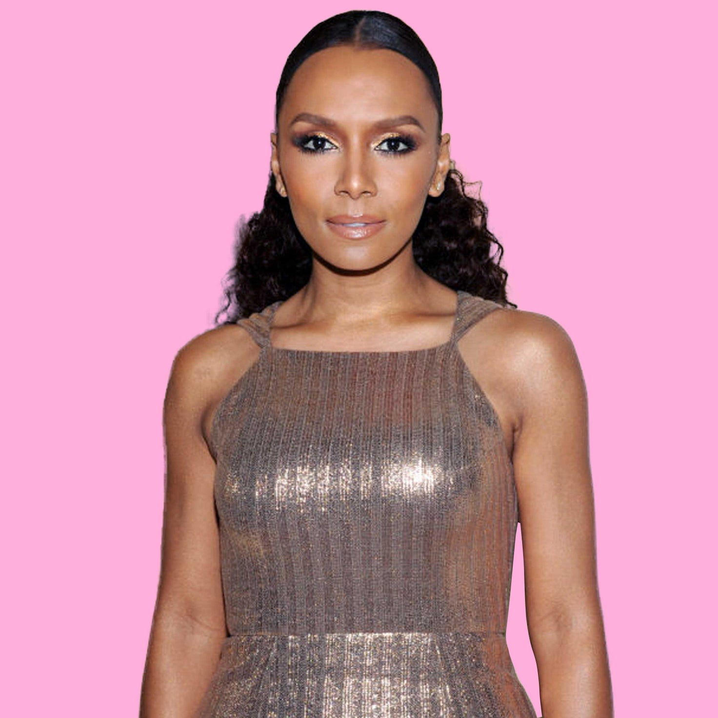 Janet Mock's Glowy Beauty Routine is the Perfect Mix of Drugstore and High-End Products