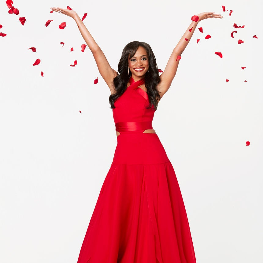 'Bachelorette' Rachel Lindsay On How To Star In Your Own Love Story