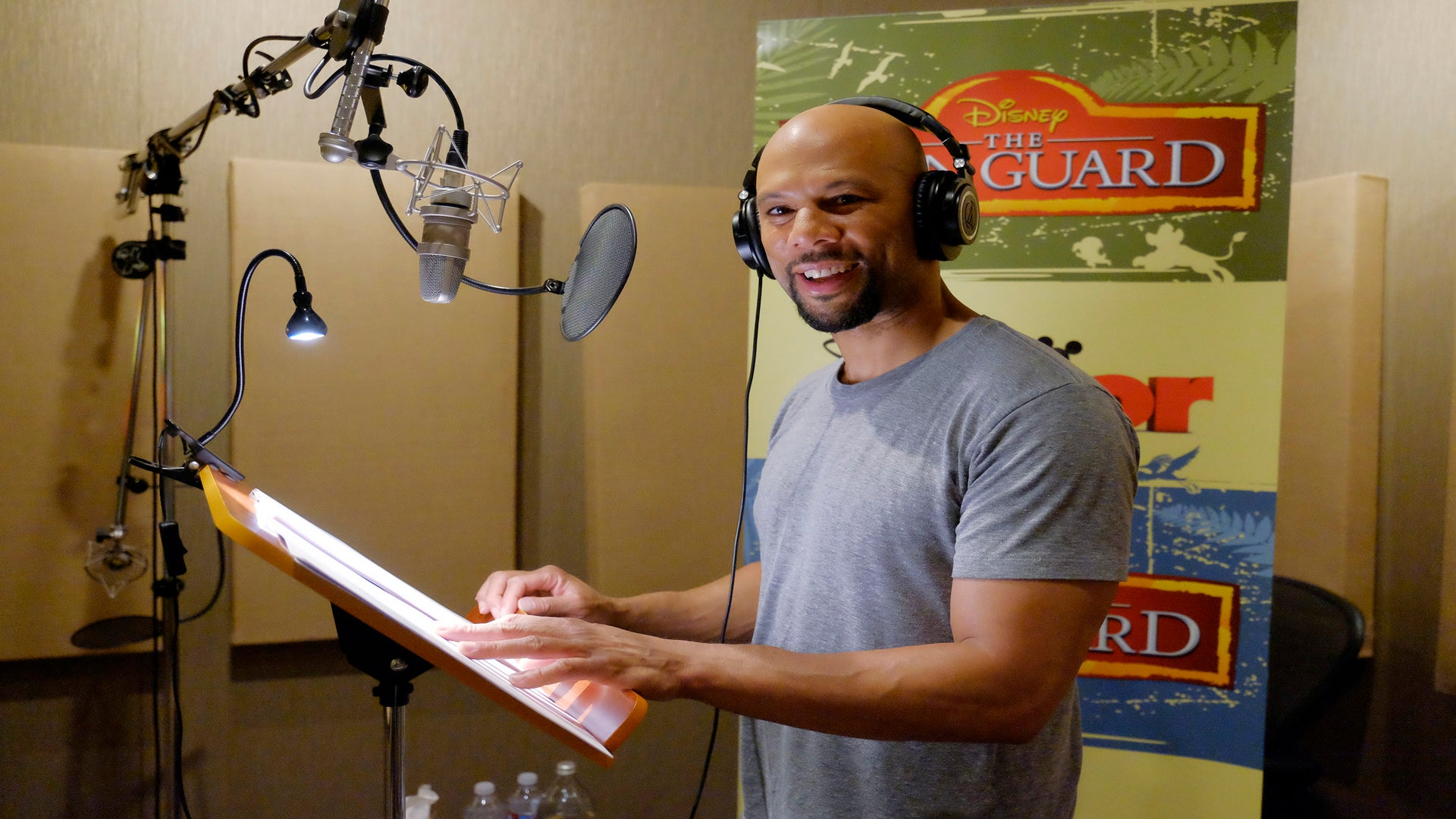 Exclusive: Common Gets Shady In Disney Junior's 'The Lion Guard'