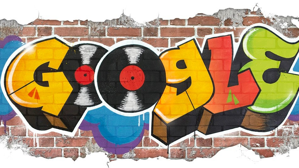 Google Doodle Celebrates The 44th Anniversary Of The Birth Of Hip-Hop
