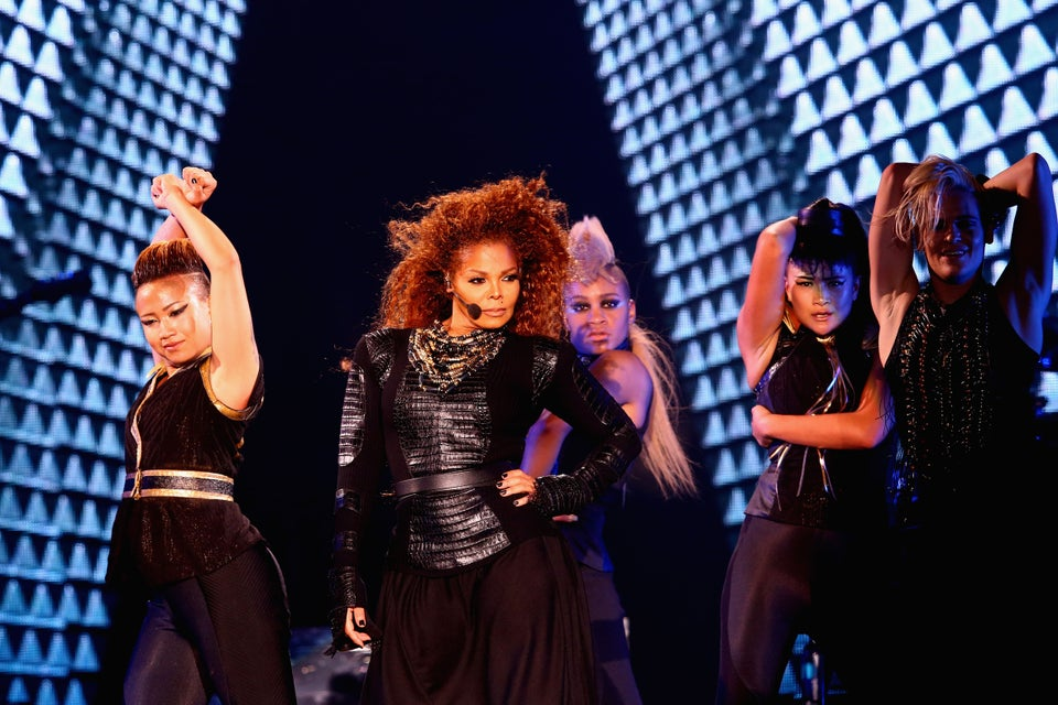 Janet Jackson Is Ready To Offer 'Something Really Special' In Upcoming Tour
