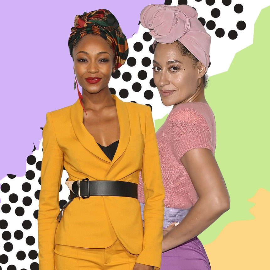 27 Times Celebs Showed Us How To Serve In A Headwrap