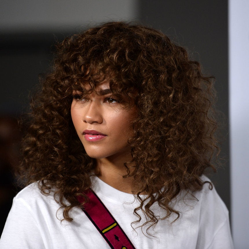 Zendaya's Bouncy Curls Are Courtesy Of A Brand You May Already Use