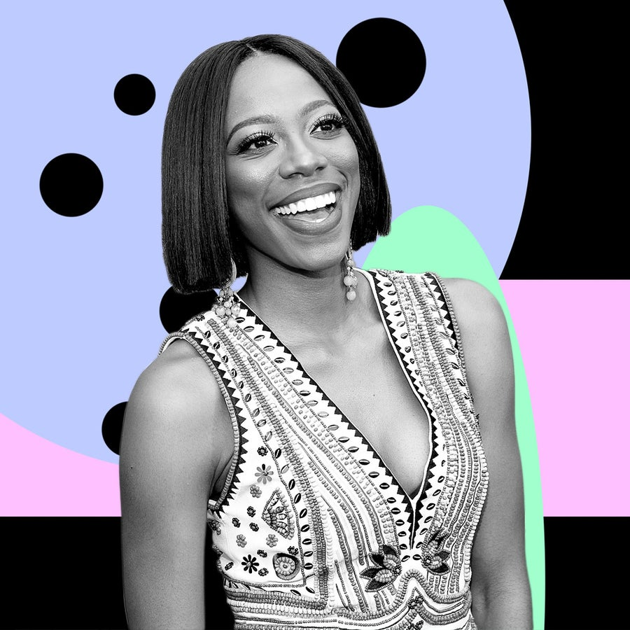 Behind the Beat: Yvonne Orji's Makeup Artist Explains the Secret to Keeping Your Makeup Fresh