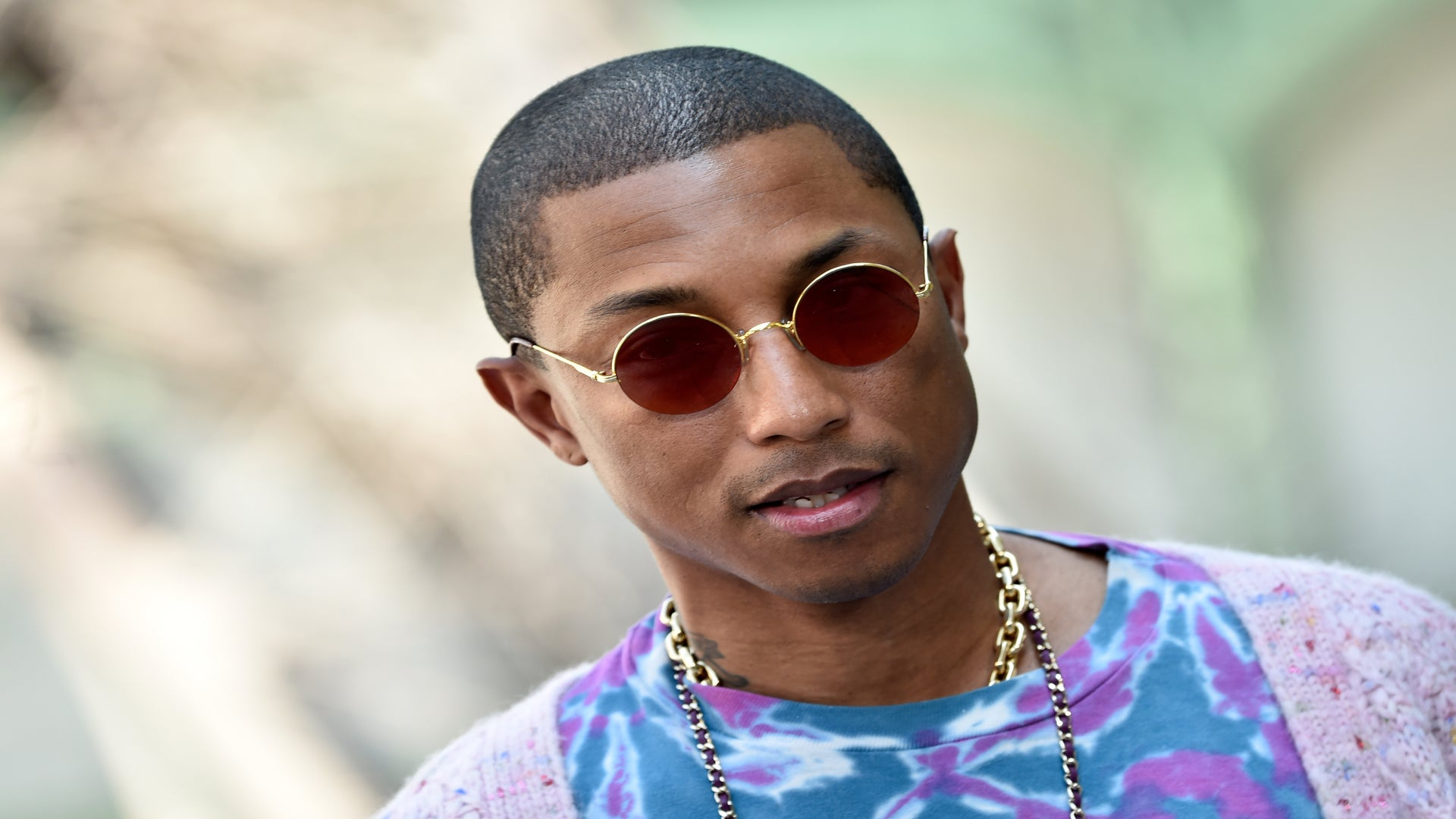 Pharrell Williams Teams Up With Adidas On Tennis-Inspired Collection